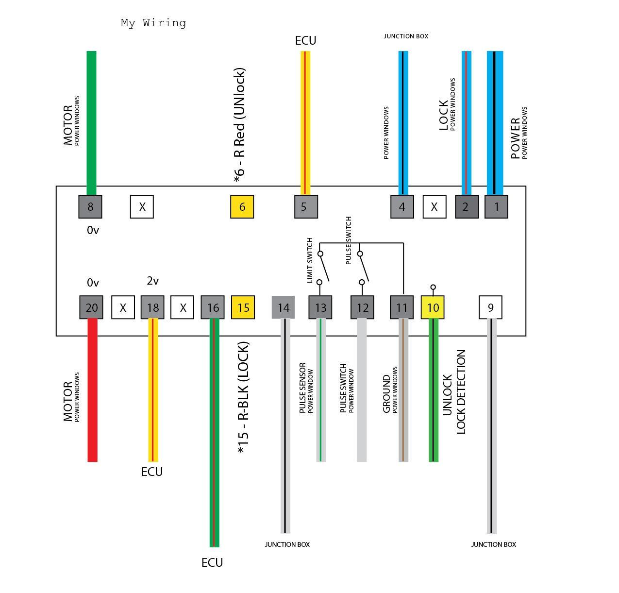 [TVPR_3874]  Alarm Install | Lexus IS200, NO unlock/lock Wires In Master Switch to  Complete Install. Door Module Instead. - Lexus IS200 / Lexus IS300 Club -  Lexus Owners Club | Lexus Alarm Wiring Diagram |  | Lexus Owners Club