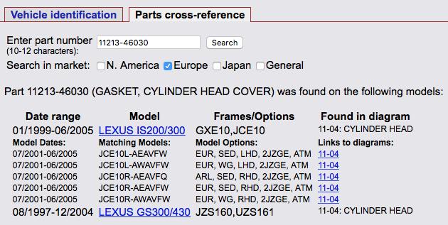 Parts Schematics Lexus Is200 Lexus Is300 Club Lexus Owners Club