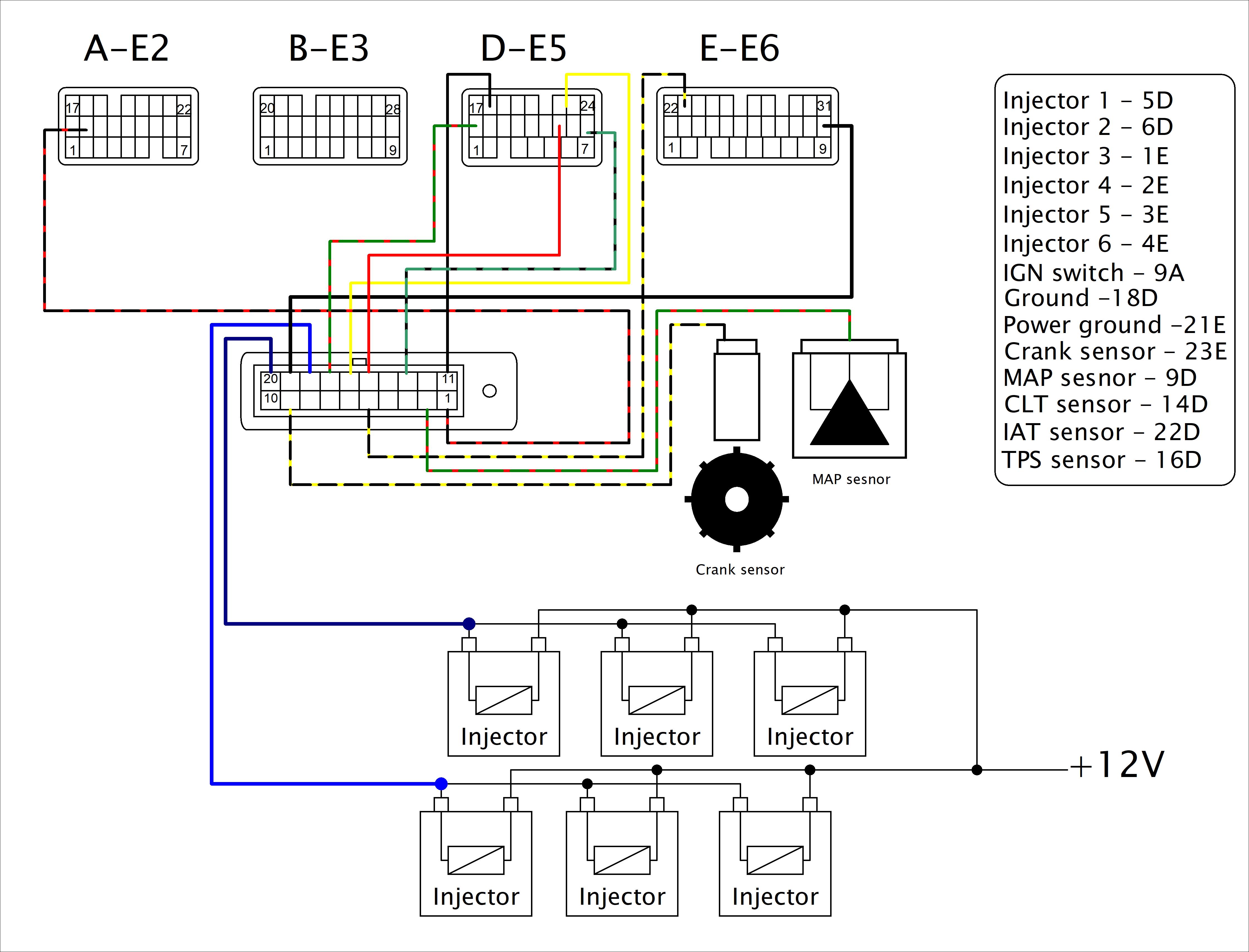 [SCHEMATICS_48DE]  Piggyback wiring diagram - Supercharging & Turbo Modifications - Lexus  Owners Club | Lexus Is 200 Wiring Diagram |  | Lexus Owners Club